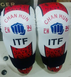 , CH ITF Sparring Gears!